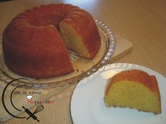 Κέικ γιαουρτιού με άρωμα πορτοκάλι!