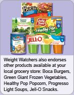 Find a Weight Watchers® Product                                                                                                                                                     More