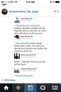 The boys standing up for Jai. I love seeing this. Brotherly love at it's finest.