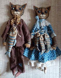 Семейство рыболовов))) - кот,коты,коты и кошки,кот в подарок,подарок на любой случай