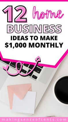 15 Home Business Ideas For Women, Men and everyone! & The Free Courses You Need To Get Started. Are you looking for a work from home job or home business ideas? If so, then I have a great list of free resources that you can take to see what is the best fit. Here are home business ideas for women to earn money. Earn Extra Cash, Extra Money, Make More Money, Make Money From Home, Money Change, Debt Free Living, Making Money On Youtube, Starting Your Own Business, Financial Goals