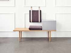 Harvard Finér Spisestol | Scandinavian design, Finér, Design