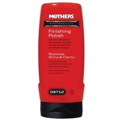Mothers Professional Rubbing Compound - 12 oz, (Pack of Remove Water Spots, Boat Cleaning, Polish Words, Compound Words, Paint Types, Tonneau Cover, Leather Conditioner, Car Wash, Beauty Care