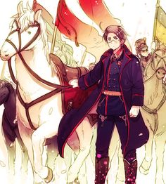Official artwork of Austria from Hima-papa's blog! Very nice looking!
