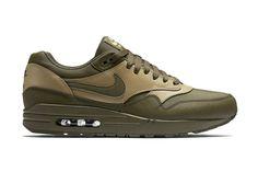 "Nike Air Max 1 Leather Premium ""Dark Loden"""