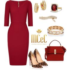Sem título #300 by mulherescrentesechiques on Polyvore featuring Roland Mouret, Christian Louboutin, Henri Bendel, Irene Neuwirth, David Yurman, Roberto Coin and Tasha