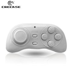 Find More 3D Glasses/ Virtual Reality Glasses Information about White Wireless Bluetooth Gamepad Controller Game 3D Smart Joystick For Smartphone VR Video Game Glasses,High Quality gamepad game,China joystick gamepad Suppliers, Cheap joystick trackball from GUANGZHOU CRECASE FLAGSHIP STORE on Aliexpress.com