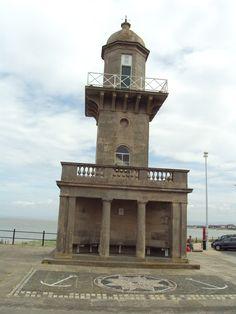 Beach Lighthouse, Fleetwood.
