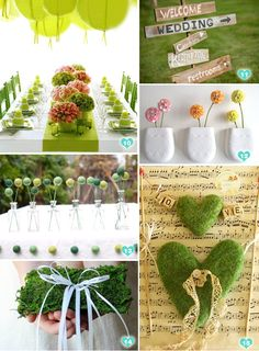 Praise Wedding » Wedding Inspiration and Planning » 25 Spring Wedding Inspiration