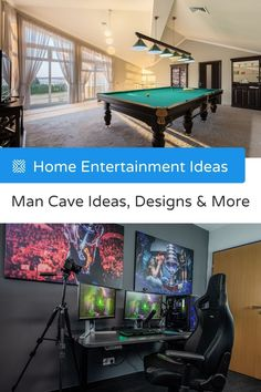 Let's take you through our recommendations for man caves, including must-haves, budget DIY ideas, and some popular design ideas customized to mirror lifestyle choices.