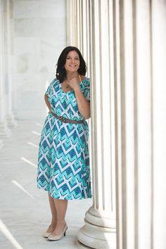 #GwynnieBee member @jensader in a Tart Collections dress