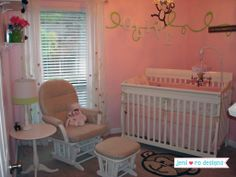 Miss O's baby room!