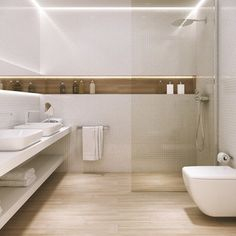 Small bath solutions Modern bathroom design - 30 ideas for small bathrooms Modern bathroom design 30 Laundry In Bathroom, House Bathroom, Bathroom Layout, Shower Room, Modern Bathroom, Bathroom Shower, Bathroom Design, Bathroom Decor, Tile Bathroom