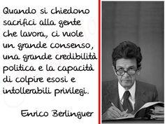 Enrico Berlinguer.