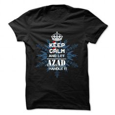AZAD T-Shirts, Hoodies (19$ ===► CLICK BUY THIS SHIRT NOW!)