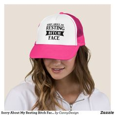 Bridal Shower Rose Gold Script Typography Pink Trucker Hat for a Wedding, Bridal Shower or Bachelorette Party Celebration. Size: one size. Color: White and Hot Pink. Princess Hat, Makeup Salon, Breast Cancer Survivor, Sports Gifts, Yoga, Crazy Hair, Custom Hats, Sports Logo, Hat Making