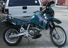KLR 650... Lo quiero