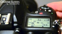 How to set Auto Focus AF on a Nikon D600