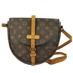 Louis Vuitton Chantilly Gm Brown Cross Body Bag $245