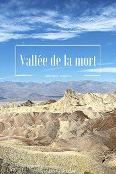 Vallée de la Mort | Death Valley | Visiter la Vallée de la Mort. Une journée pour traverser la vallée de la mort et au milieu une surprise incroyable. Découvrez en plus sur notre blog ou enregistrez-le pour lire l'article plus tard. Vous découvrirez les endroits à visiter et les recommandations avant de traverser le plus redouté des déserts : La Death Valley.