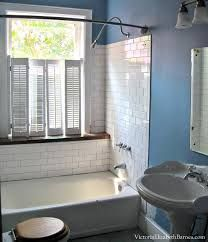 Look at bath! Original bathroom had toilet and sink on opposite walls. Window in shower. Rearranging a bathroom layout. Bathroom Windows In Shower, Window In Shower, Bathroom Layout, Bathroom Ideas, Budget Bathroom, Shower Ideas, Guest Bathroom Remodel, Bathroom Renos, Bath Remodel