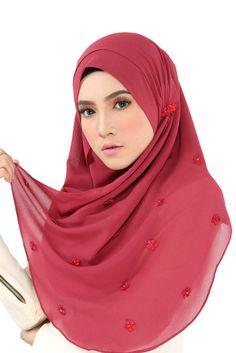 Instant HIjab ROSE Aida Naim Women's Instant Shawl