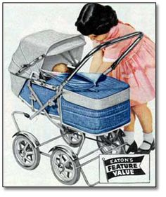 My oldest sister had this very doll carriage and she passed it along to me. Little Girl Toys, Toys For Girls, Little Girls, Pram Stroller, Baby Strollers, Vintage Magazines, Vintage Toys, Prams And Pushchairs, Baby Buggy