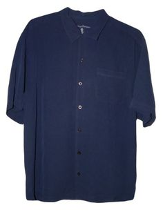 1000 images about tommy bahama solid color silk camp for Tommy bahama catalina twill silk camp shirt