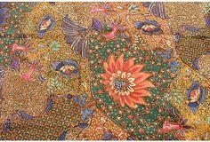 China Seas Batik Fabric I