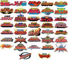 37 Seasons of Super Sentai