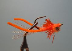 Twin Tail Carp Fly-Don Mear