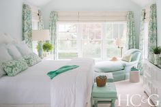 Meg Braff Decorates a Summer Home in Southampton- The Glam Pad