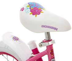 Schwinn Petunia and Grit Steerable Kids Wheels - BikeAddicts Best Kids Bike, Bike With Training Wheels, Bike Shipping, Tricycle Bike, Female Cyclist, Riding Lessons, Bike Rider, Bike Parts, Classic Bikes