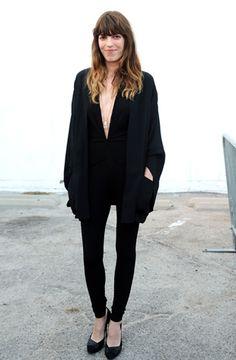 Style Icon Lou Doillon More Mehr Lou Doillon, Fashion Moda, Look Fashion, Classic Fashion, Caroline Bessette Kennedy, Street Chic, Street Style, Jeans Trend, Style Parisienne