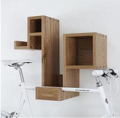 <> Tamasine Osher Bike Rack