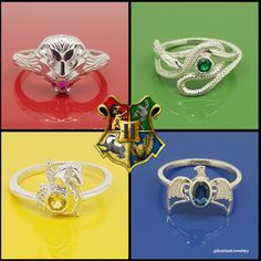Craft Projects - I last but not least concluded creating 1 ring for just about every Harry Potter Home! « the latest On it yourself Casas Do Harry Potter, Estilo Harry Potter, Harry Potter Stories, Harry Potter Drawings, Harry Potter Room, Harry Potter Outfits, Harry Potter Jokes, Harry Potter Pictures, Harry Potter Fandom