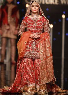 Pakistani Bridal Couture, Pakistani Wedding Dresses, Pakistani Dress Design, Designer Wedding Dresses, Walima Dress, Mehndi Dress, Shadi Dresses, Sikh Wedding, Types Of Dresses Styles