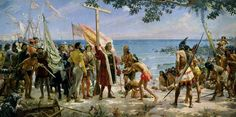"""Even More Cities Join Movement to Rename """"Columbus Day"""" to """"Indigenous Peoples' Day"""" Conquistador, History Memes, World History, Spain History, Poland History, Christoffel Columbus, Christoph Kolumbus, Indigenous Peoples Day, Cap Vert"""