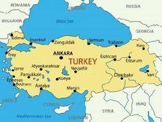 Turkey Facts for Children