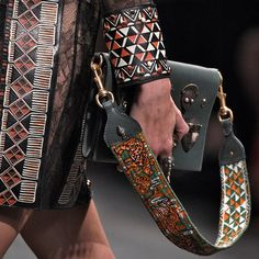Guitar Strap - DIY Yourself A Valentino Inspired Guitar Style Bag Strap | Fashion | The Debrief