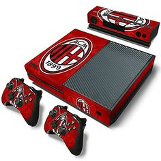FriendlyTomato Xbox One Console and 2 Controllers Skin Set  Soccer Football Futbol  XboxOne Vinyl *** Be sure to check out this awesome product.Note:It is affiliate link to Amazon.