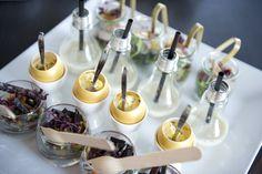 Mini Food Presentation