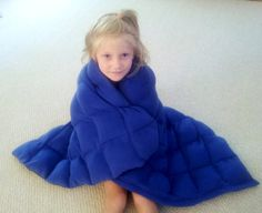 Made to Order -- Weighted Blanket - Great for Autism, Aspergers, ADHD and Sensory Processing Disorder  Ask a Question $99.00