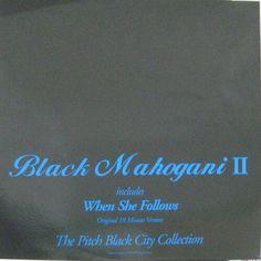 Moodymann - Black Mahogani II
