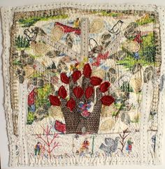 Anne Kelly Textiles - Current Work