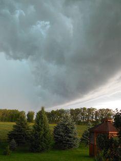 September Storms | A Homespun Country Life
