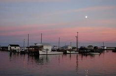 Tanger Island, VA