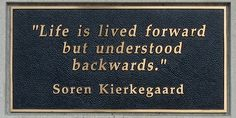 kind of a weird point to come from kierkegaard since he was an existentialist
