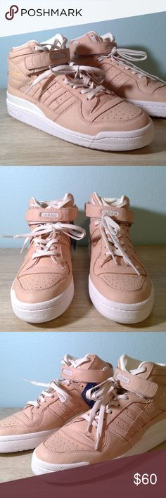 e6dedcacb3db3 NEW Rare Adidas Forum MID Refined Shoes (BB8912) NEW Rare Adidas Forum MID  Refined Shoes (BB8912) Chalk White Men s (US 10) NEW WITHOUT BOX 100%  AUTHENTIC ...