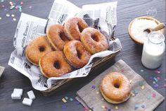 Le graffe sono dolci ciambelle fritte che si preparano durante il periodo di Carnevale. Ricoperte di zucchero sono irresistibili.